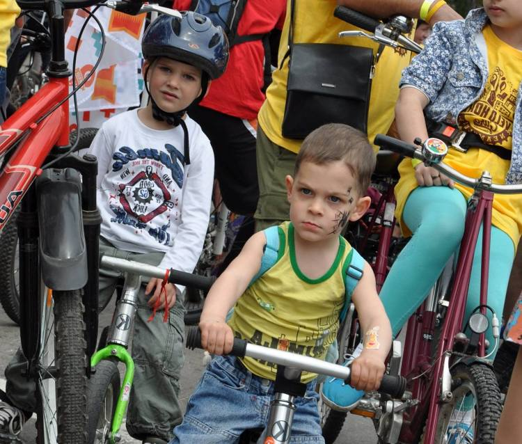 Велобег Kokua Jumper green