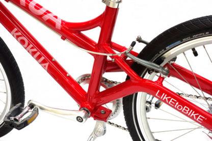 Детский велосипед KOKUA LIKEtoBIKE 24