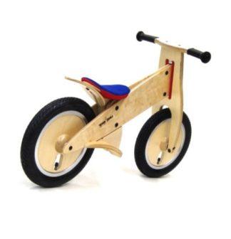 Безпедальный деревянный велосипед - WING