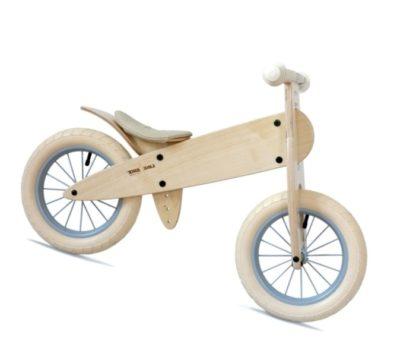 Велосипед без педалей из дерева - Spoky